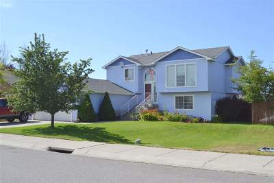 Spokane Valley WA Single Family Home New: $275,400