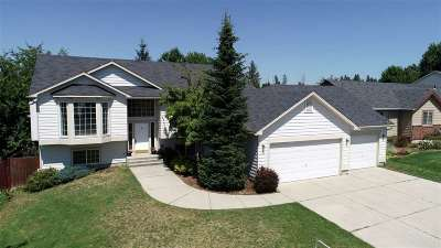 Spokane Single Family Home For Sale: 715 E Brierwood Ln