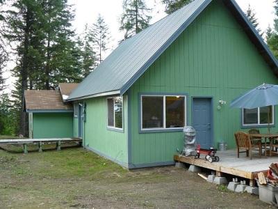 Single Family Home For Sale: 34 Jackknife Cutoff Rd