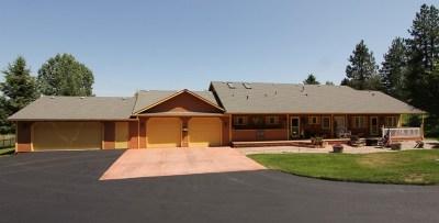 Deer Park Single Family Home For Sale: 5214 W Antler Rd