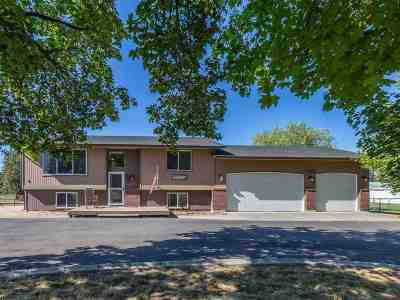 Nine Mile Falls WA Single Family Home Chg Price: $280,000
