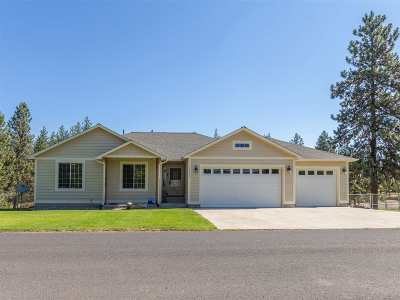 Nine Mile Falls WA Single Family Home New: $420,000