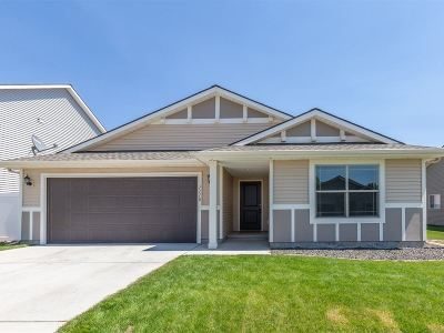Spokane Valley WA Single Family Home New: $269,900