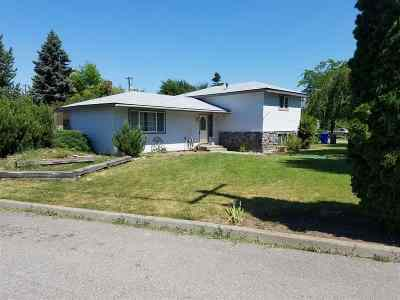 Spokane Valley Single Family Home Chg Price: 12903 E 31st Ave
