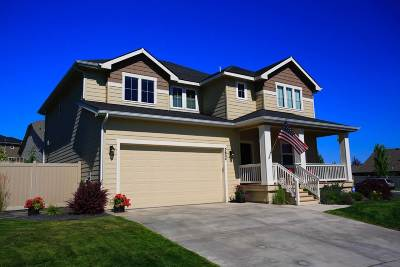 Spokane WA Single Family Home New: $414,900
