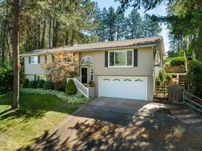 Spokane WA Single Family Home New: $437,000