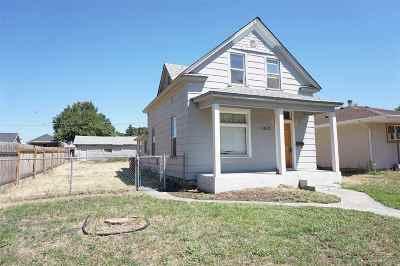 Spokane WA Single Family Home New: $139,900