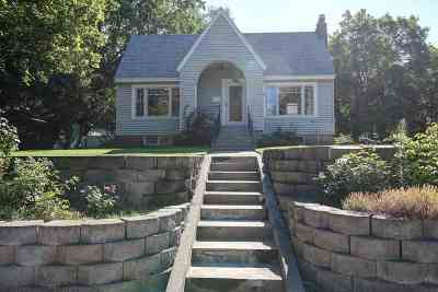 Spokane Single Family Home For Sale: 627 S Cedar St