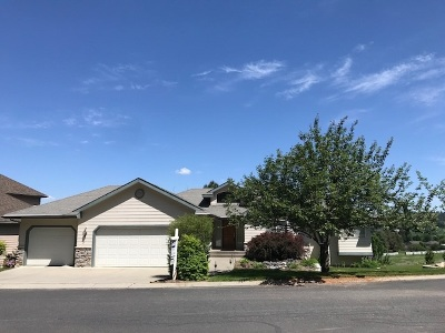 Spokane, Spokane Valley Single Family Home For Sale: 4915 S St Annes Ln