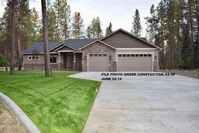 Spokane Single Family Home For Sale: 1005 E Chatham Ct