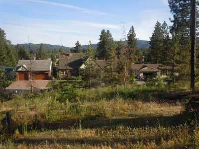 Spokane Valley Residential Lots & Land For Sale: 117xx E 20th Ave