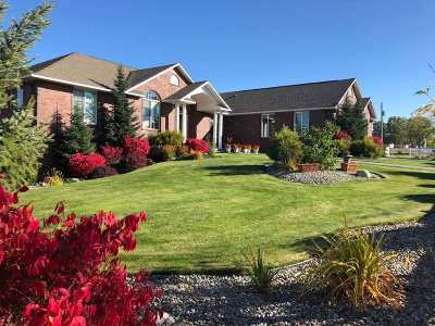 Single Family Home For Sale: 9102 N Forker Rd