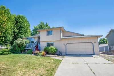 Spokane Valley Single Family Home For Sale: 14922 E Olympic Ave