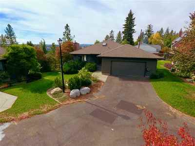 Spokane Single Family Home Ctg-Sale Buyers Hm: 706 E High Dr