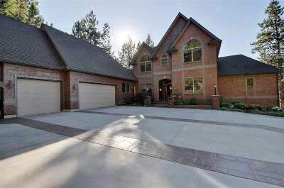 Spokane WA Single Family Home For Sale: $1,050,000