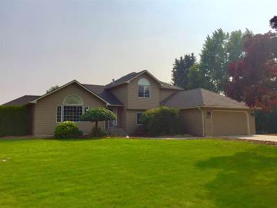 Spokane, Spokane Valley Single Family Home For Sale: 13810 E 41st Ave