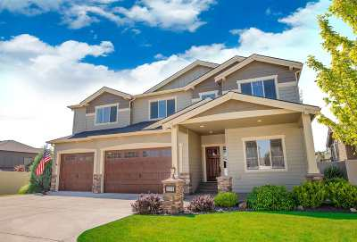 Spokane Valley Single Family Home Chg Price: 2003 S Sundance Dr