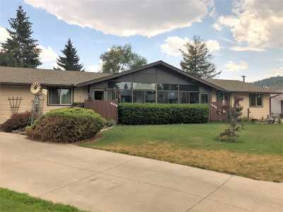 Spokane Valley Single Family Home For Sale: 10206/10208 E 20th Ave
