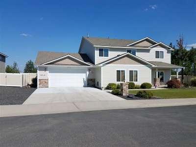 Spokane Single Family Home Chg Price: 8318 N Upper Mayes Ln