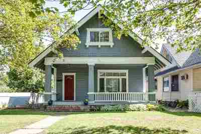 Single Family Home Ctg-Inspection: 2111 W Maxwell Ave
