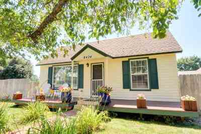Spokane Valley Single Family Home Chg Price: 8424 E Valleyway Ave