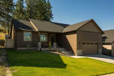 Spokane Valley Single Family Home Ctg-Inspection: 2721 S Seabiscuit Dr