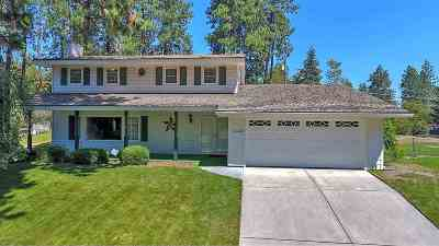 Spokane Valley Single Family Home For Sale: 13123 E 24th Ave
