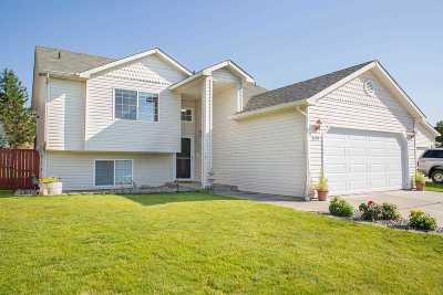 Spokane Single Family Home For Sale: 8610 E Bull Pine Ln