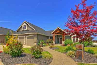 Spokane Valley Single Family Home Chg Price: 16603 E 10th Ln