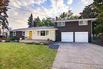 Spokane Valley Single Family Home For Sale: 611 N Walnut Rd