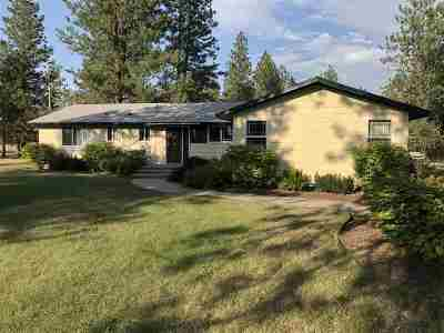Cheney Single Family Home For Sale: 15915 S Clear Lake