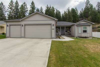 Nine Mile Falls WA Single Family Home Chg Price: $345,000