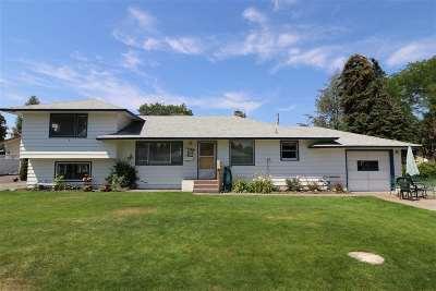 Spokane Valley Single Family Home For Sale: 1105 N Fox Rd