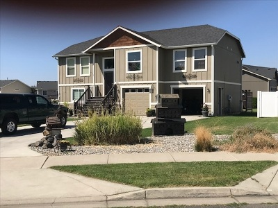 Spokane Single Family Home For Sale: 8401 N Palm Pl