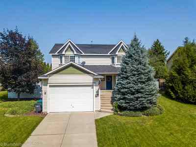 Spokane Valley Single Family Home Chg Price: 16139 E Radco Dr