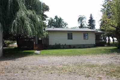 Spokane Single Family Home For Sale: 8112 N Jensen Rd