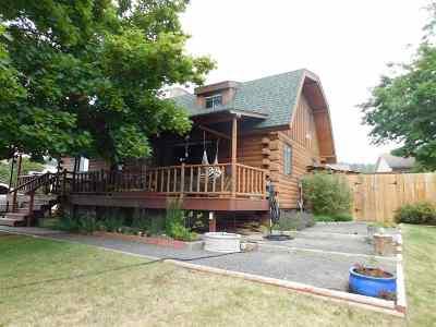 Spokane Valley Single Family Home Chg Price: 4817 S Madison Rd