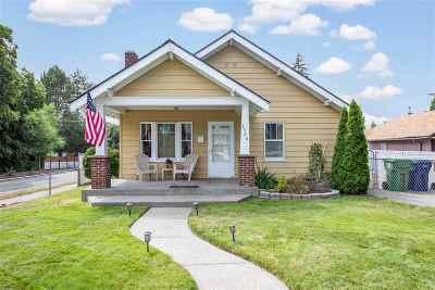 Spokane Single Family Home Chg Price: 3528 E 32nd Ave