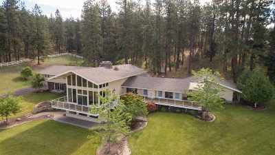 Spokane Valley Single Family Home For Sale: 4707 S Madison