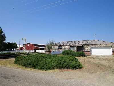 Colbert Single Family Home For Sale: 20511 N Austin Rd