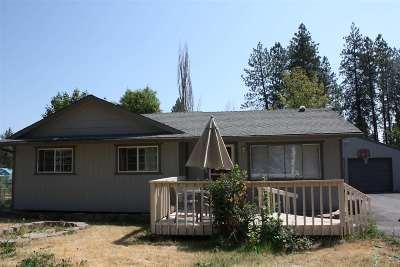 Spokane Single Family Home Bom: 5911 S Abbott Rd