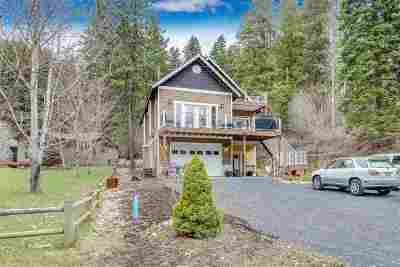 Coeur D Alene Single Family Home For Sale: 4171 S Westway Dr