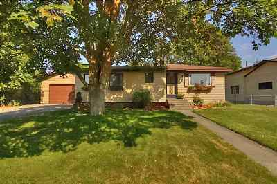 Spokane Valley Single Family Home Bom: 1304 N Dick Rd