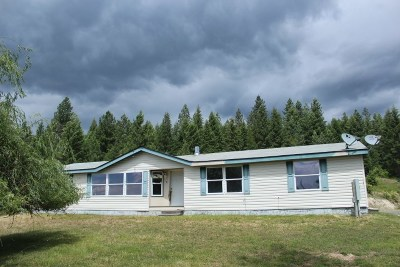 Mead Mobile Home For Sale: 18105 E Elliot Rd