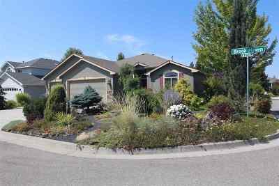 Spokane Single Family Home For Sale: 6202 S Brookhaven St