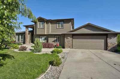 Spokane Single Family Home For Sale: 5923 N Vista Grande Dr