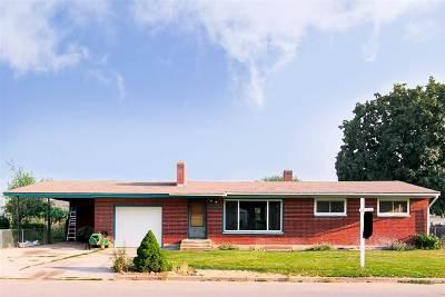 Spokane Valley Single Family Home For Sale: 7610 E Baldwin Ave
