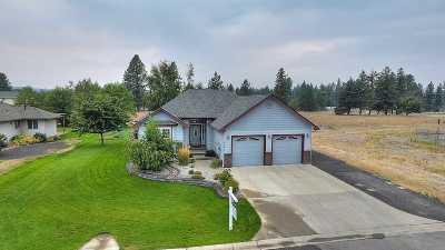 Spokane Single Family Home For Sale: 12509 N Helena Ct
