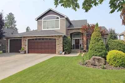 Spokane Single Family Home For Sale: 8807 N Rosebury Ln