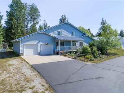 Newport WA Single Family Home For Sale: $450,000
